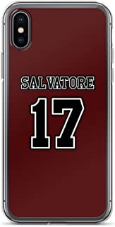 iPhone 7 Plus/8 Plus Pure Clear Case Cases Cover Salvatore Jersey