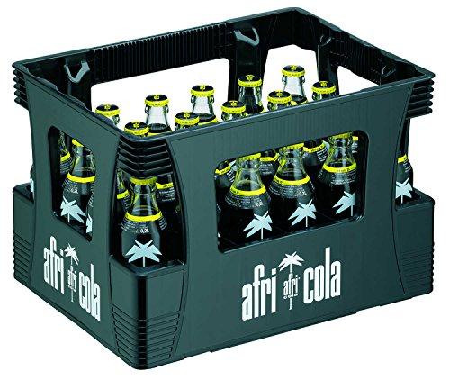 24 x Afri Cola 25mg 0,2L Originalkiste Glasflasche MEHRWEG