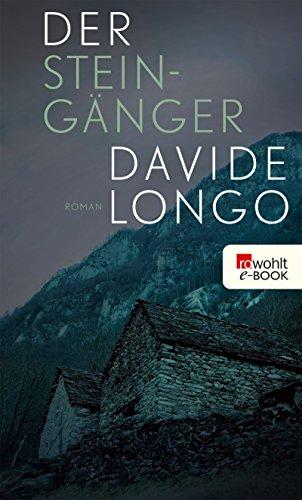 Buchseite und Rezensionen zu 'Der Steingänger' von Longo, Davide