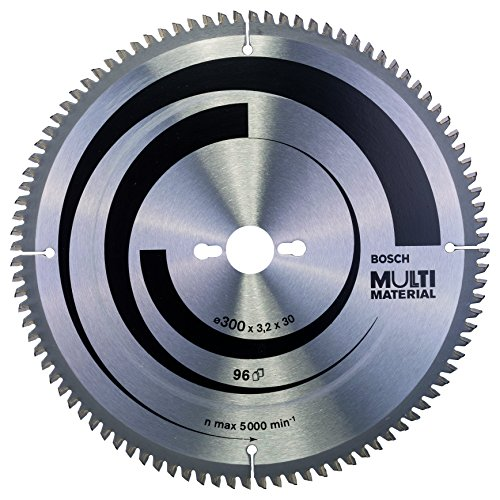 Bosch 2 608 640 518 - Disco de sierra circular Multi Material...