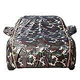 Housses Pour Auto Housse De Protection Voiture Compatible Avec Porsche 924 928 Couverture De Voiture Extérieur Imperméable Tissu Oxford Bloquer UV Bâche De Voiture ( Color : Camouflage , Size : 924 )
