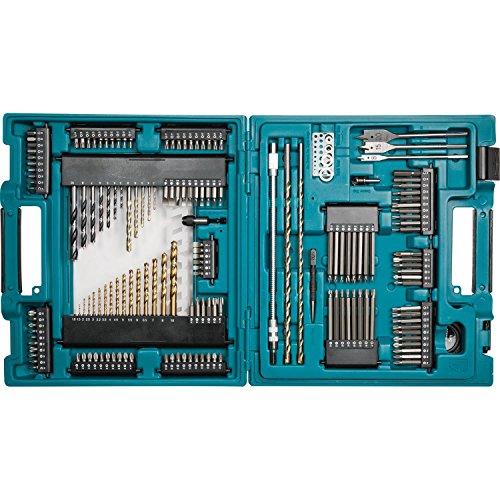 Makita D-37194 - Maletín de accesorios 200pcs