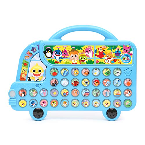 Pinkfong Baby Shark Official Alphabet Bus, 2nd Edition
