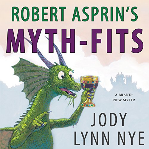 Robert Asprin's Myth-Fits audiobook cover art