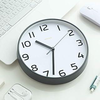 Reloj Silencioso Reloj Nordic Creativo Reloj De Péndulo Simple Escritorio Sala De Estar Reloj Decoración Mesita De Noche Reloj Casero Reloj