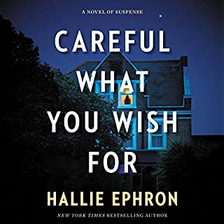 Careful What You Wish For audiobook cover art