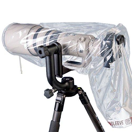 Op/Tech-Mega Rainsleeve per fotocamera (confezione da 2)