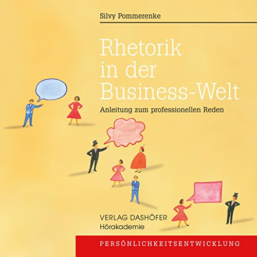 Rhetorik in der Business-Welt Titelbild