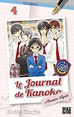 Le journal de Kanoko - Années lycée T04 de Ririko Tsujita