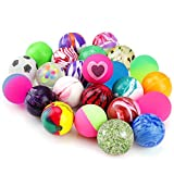 Best Bouncy Balls - Pllieay 24 Pieces Jet Bouncy Balls 25mm Mixed Color Review