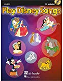 Play Disney Songs Flûte Traversiere +CD