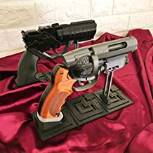 Blade Runner - Deckard`s and K`s Blaster (3D printed Color) Replica