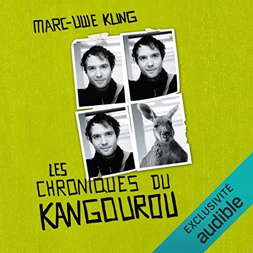 Page de couverture de Les chroniques du kangourou