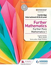 Cambridge International AS&ALevel Furth Maths Furth Pure Maths 1
