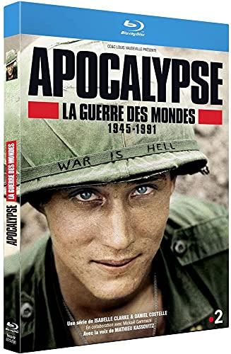 Apocalypse : la Guerre des Mondes de 1945 à 1991 (nouveauté) [Blu-Ray]