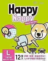 コーチョー HappyNappy L 12枚