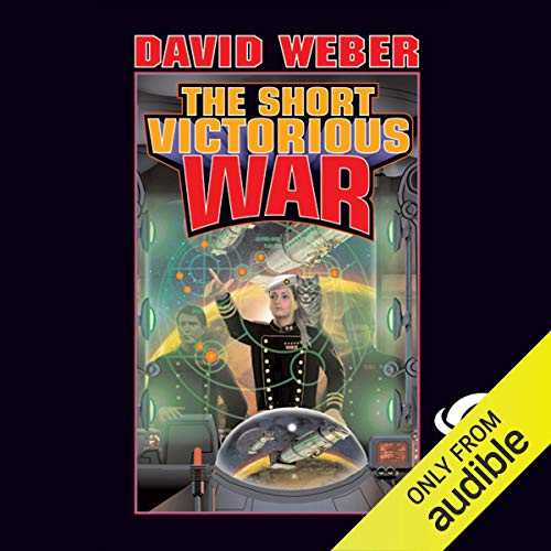 Couverture de The Short Victorious War