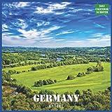 Germany Nature Calendar 2022: Official Germany Calendar 2022, 16 Month Calendar 2022