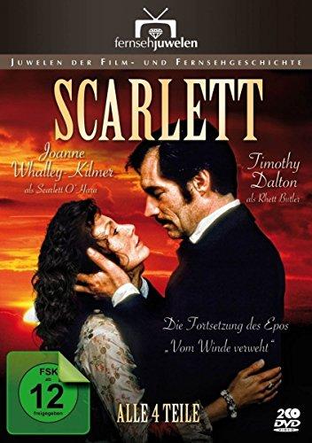 Scarlett (1-4) - Die Fortsetzung des Epos