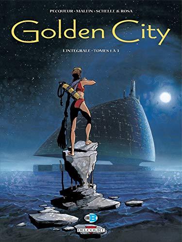 Golden City Intégrale (T01 à T03)