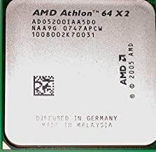 Best AMD Athlon 64 X2 5200+ 2.7GHz 2x512KB Socket AM2 Dual-Core CPU Reviews