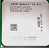 AMD Athlon 64 X2 5200+ 2.7GHz 2x512KB Socket AM2 Dual-Core CPU