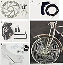 BicycleDesigner Springer Fork Disc Brake Conversion Kit