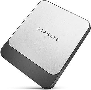Seagate 希捷 飞翼 Fast SSD 外置 便携式 固态移动硬盘 PSSD 250GB 迷你 时尚 高速 Type-C接口 (STCM250400) 可开专票
