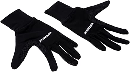 Black Size S BESPORTBLE 1 Pair of Water Diving Gloves Five Finger Warm Gloves for Men Women Sailing Canoeing Rowing Surfing Kiteboarding