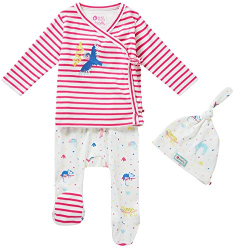 Piccalilly Rain Forest 3 Piece Baby Gift 6-12 Months