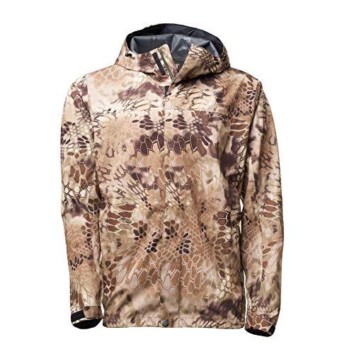 Kryptek Hunting Clothing - Jupiter Waterproof, Packable Jacket, 18JUPJH7