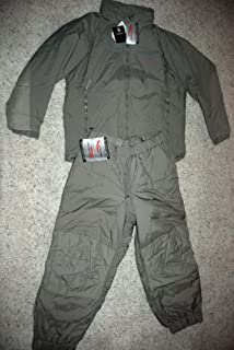 NEW ORIGINAL US ARMY ISSUE - ECWCS PRIMALOFT GEN III LEVEL 7 EXTREME COLD WEATHER SET (PARKA AND TROUSERS)- SIZE MEDIUM