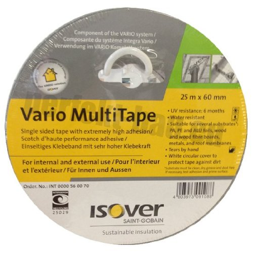 ISOVER Vario Multi Tape Klebeband 25 mtr