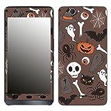 Disagu SF-106136_1210 Design Folie für Wiko Getaway - Motiv Halloweenmuster 02