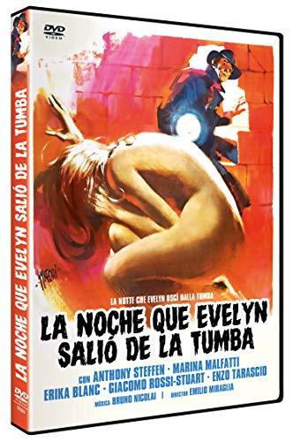 La Noche que Evelyn Salió De La Tumba DVD 1971 La notte che Evelyn uscì dalla tomba