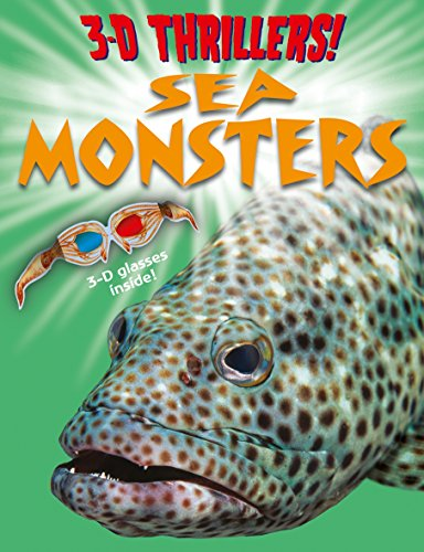 3D Thrillers! Sea Monsters