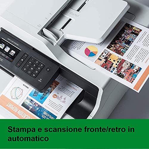 Brother MFCL3770CDW Stampante Multifunzione Colori...