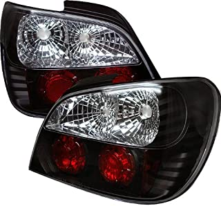 Spyder Auto Subaru Impreza Black Altezza Tail Light