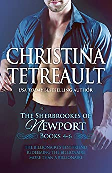 The Sherbrookes of Newport Box Set 2 Books 4-6 by [Christina Tetreault]