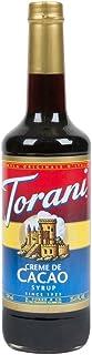 Torani - Crme De Cacao Syrup - 750 ml