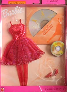 Barbie Outfit Fashion Avenue Movin to the Music New