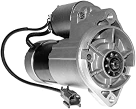 DB Electrical SMT0160 Starter For Nissan Frontier Xterra 3.3 3.3L Years 99 00 01, 23300-4S100, 23300-4S102