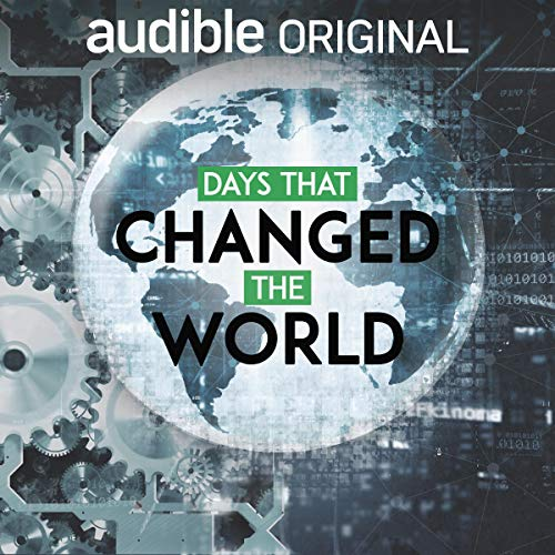 Days that Changed the World cover art