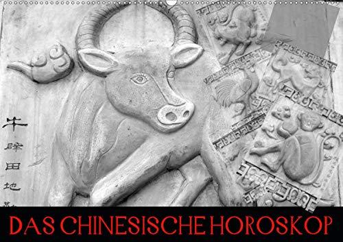 Das Chinesische Horoskop/Geburtstagskalender (Wandkalender 2021 DIN A2 quer)