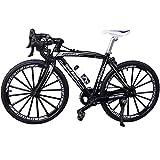 Bici da Corsa Modello Mountain Bike Giocattolo Strada Bicicletta Modello Mini Modello Ornamenti Decorazione Ornamenti per Bicicletta Motocicletta Amanti Ufficio Casa Regali di Compleanno