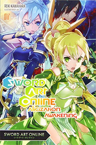 Sword Art Online, Vol. 17 (light novel)