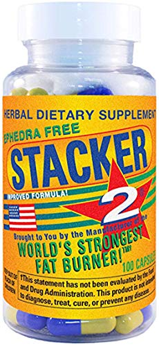 Stacker Stacker 2-100 caps.