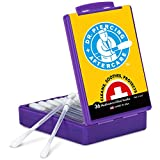 Dr. Piercing Aftercare - 36 Medicated Swabs Treat Ear, Nose, Belly, and Body Piercings - Each Swab Contains Cleaner Treatment to Care For A Peircing - Best Cleanser to Heal Pierced Ears… (1Pack)