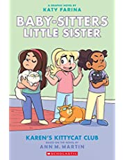 Karen's Kittycat Club (Baby-sitters Little Sister Graphic Novel #4) (Adapted edition) (Baby-Sitters Little Sister Graphix) (English Edition)