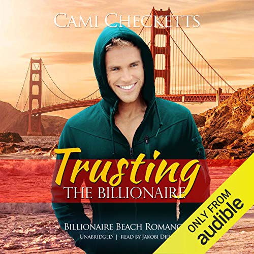 Trusting the Billionaire audiobook cover art